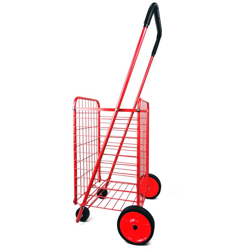 Folding Shopping Cart Basket