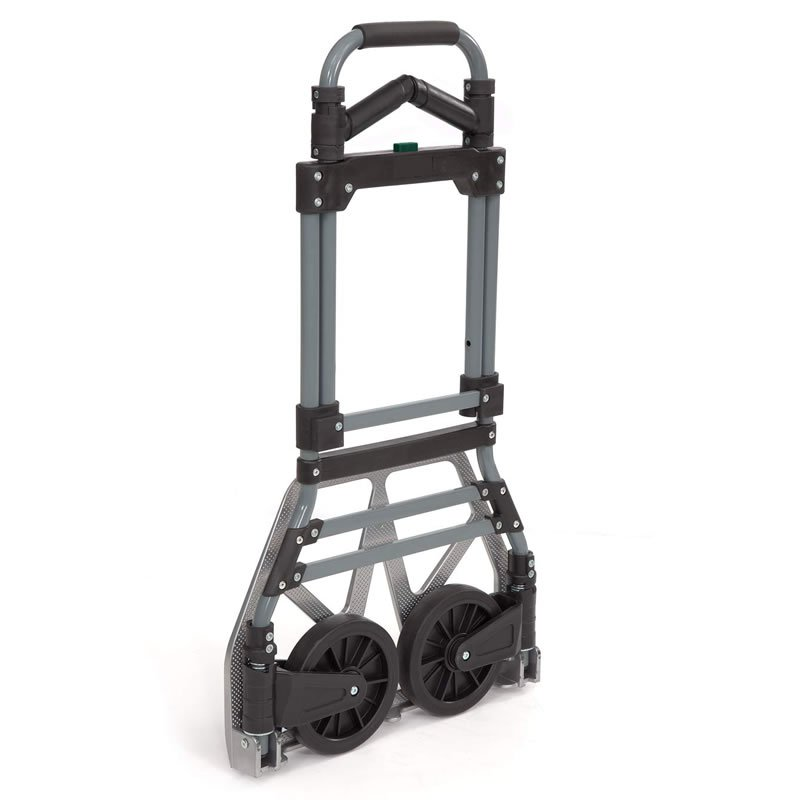 Steel Folding Hand Truck Dolly Cart 330 lb Capacity