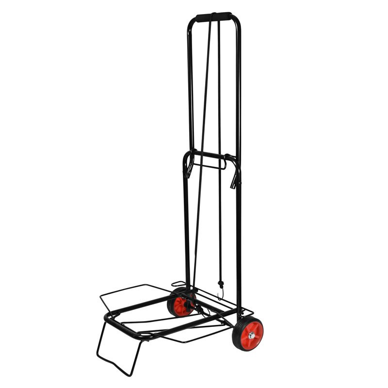 steel folding hand truck trolley